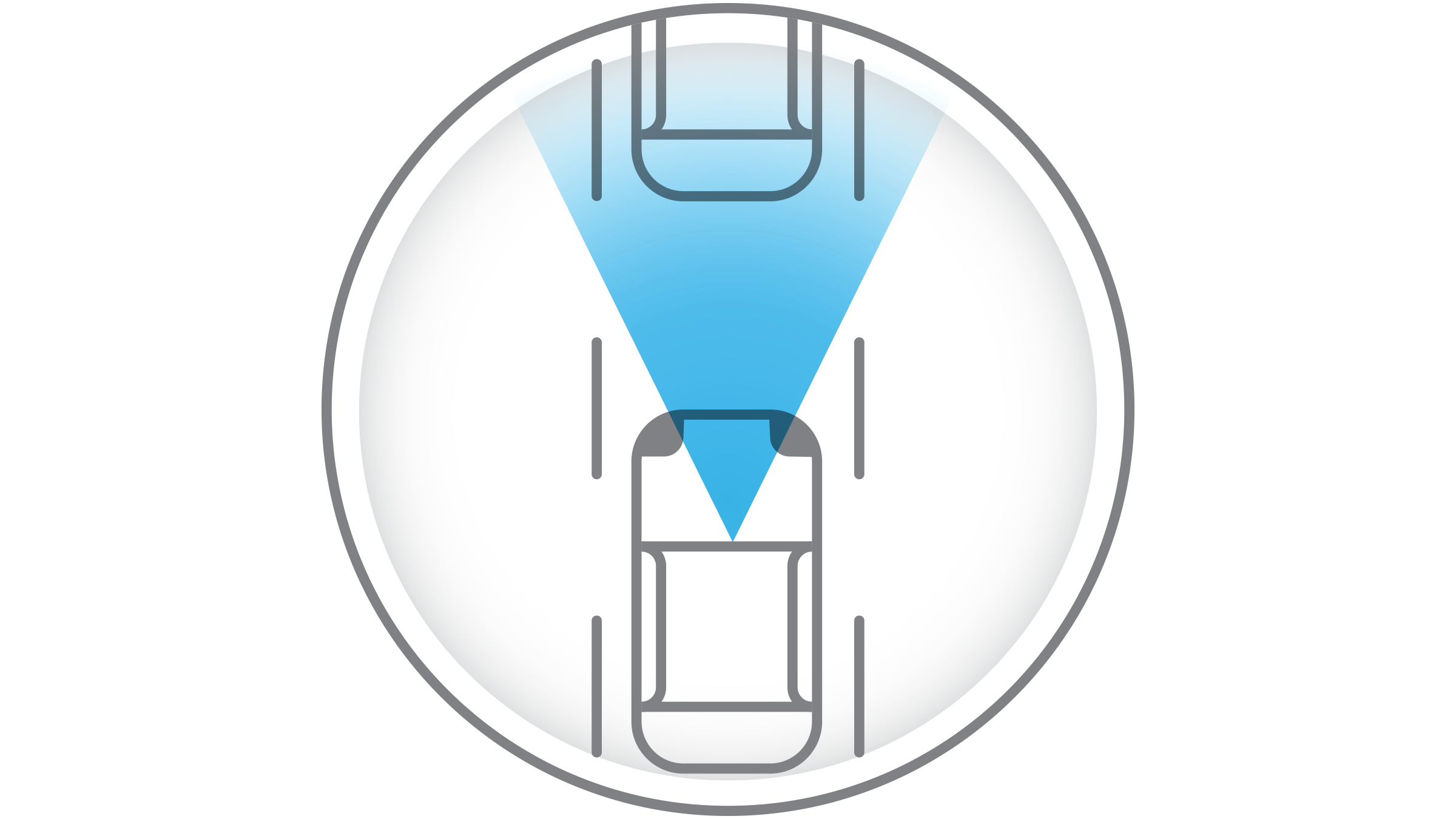 Intelligent Forward Collision Warning Icon